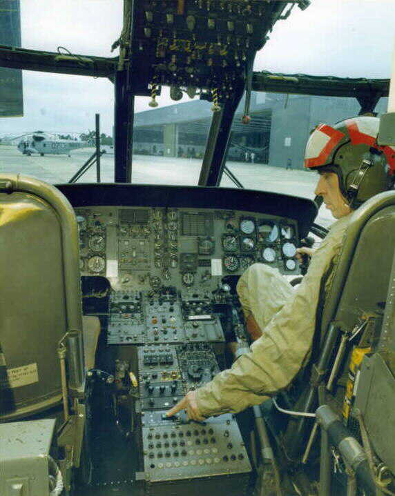 Ken initiating extraction of accumulated fatigue 